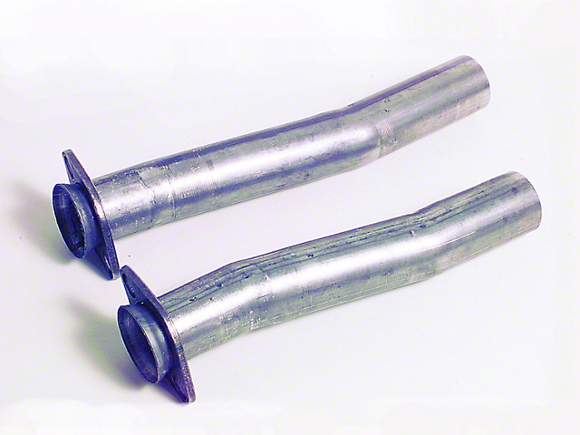 MAC 2.5 in. Flow Tubes (79-95 5.0L)