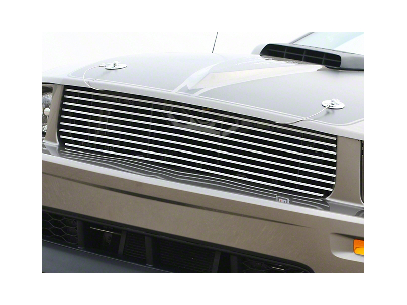 CDC Silver Upper Replacement Grille (05-09 GT)