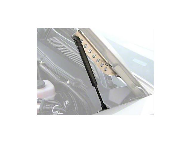 CDC Hood Struts - Silver (05-14 All)