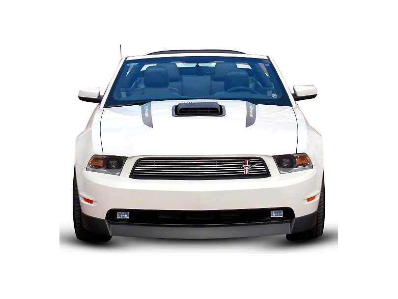 CDC Chin Spoiler Fog Light Kit (10-12 GT)