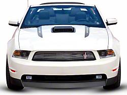 Cdc Mustang Chin Spoiler Unpainted 1011 7001 01 10 12