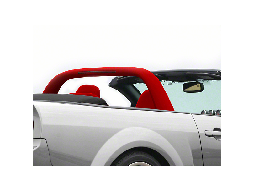 CDC Classic Light Bar w/ Interior Dome Light Bar - Crimson Red (05-14 Convertible)