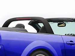 CDC Classic Light Bar with Interior Dome Light Bar; Carbon Fiber (05-14 Convertible)