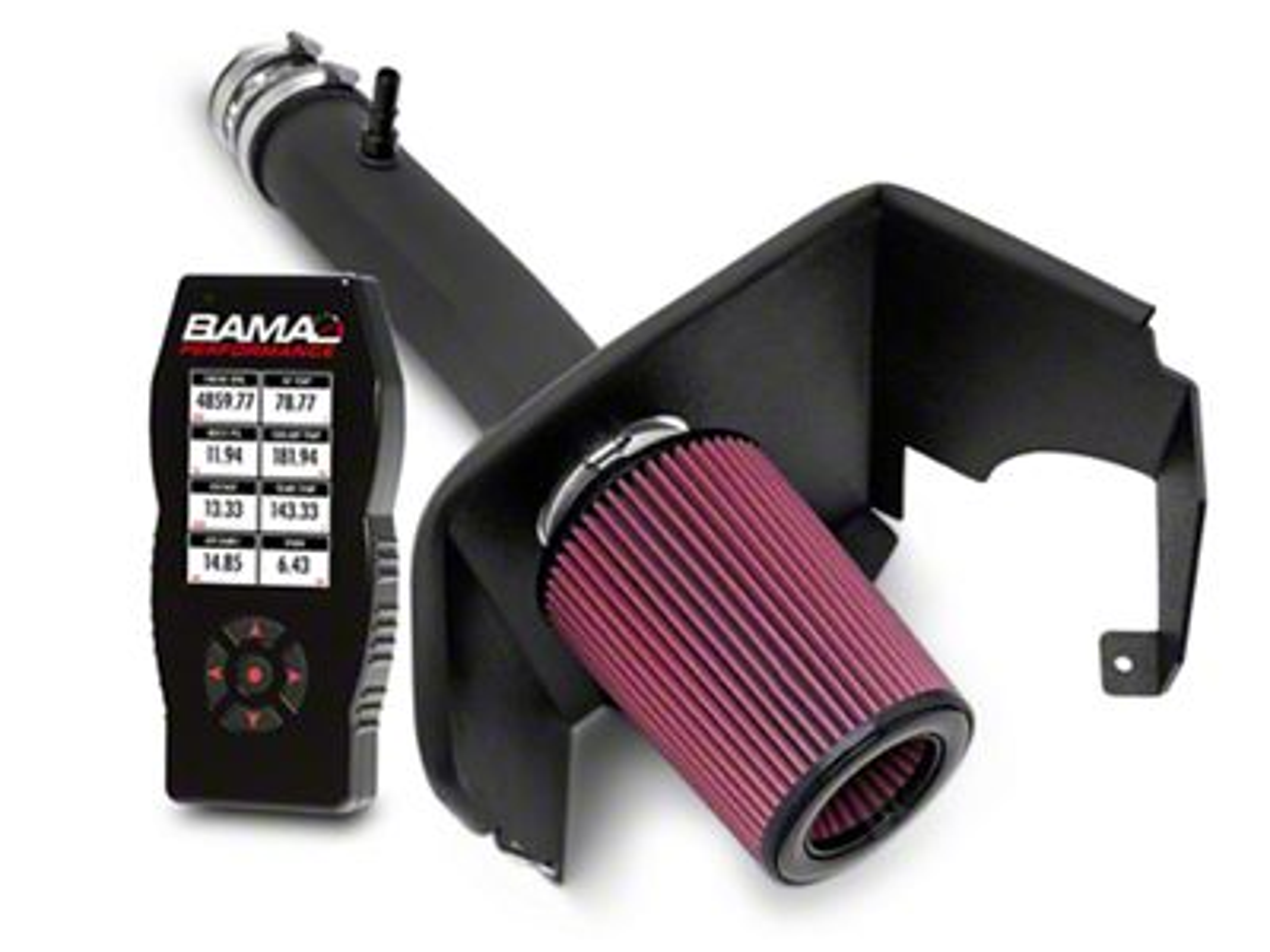 JLT Performance Cold Air Intake & BAMA X4 Tuner (11-14 V6)