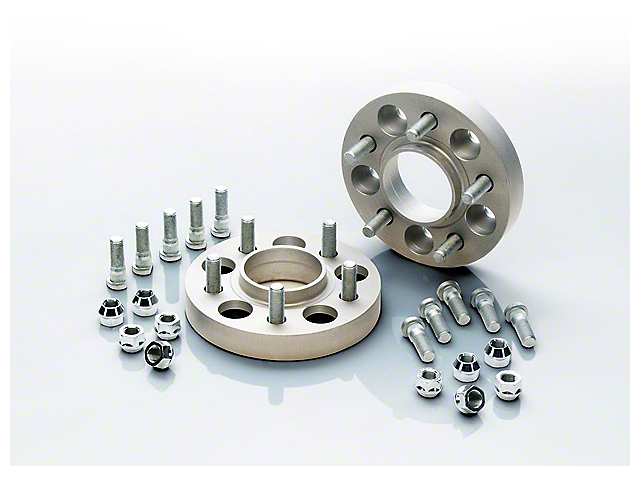 Eibach 25mm Pro-Spacer Hubcentric Wheel Spacers (05-14 All)