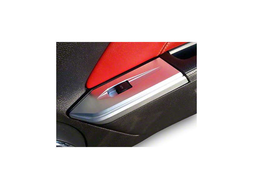 SHR Silver Window Switch Plate (10-14 Convertible)