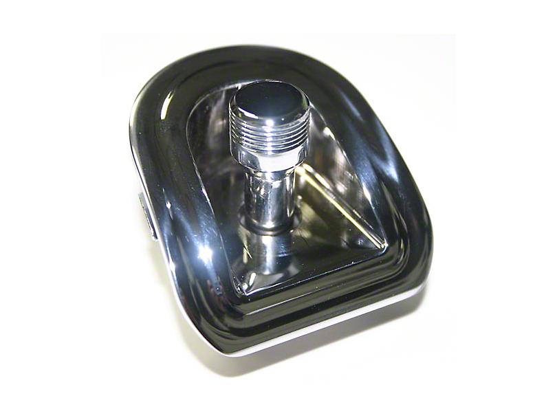 SHR Gloss Black Door Lock Pocket (05-14 All)
