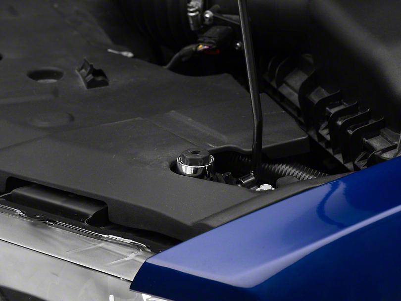 SHR Chrome ABS Hood Bumper Bezels (05-14 All)