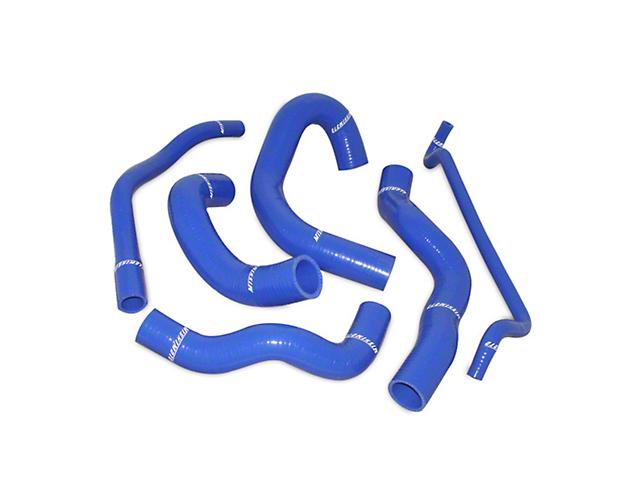 Mishimoto Silicone Radiator Hose Kit - Blue (05-06 GT)