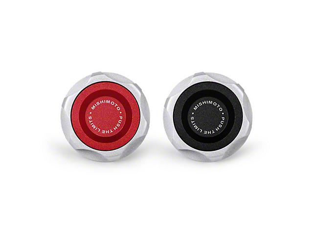 Mishimoto Oil Filler Cap - Red (15-19 EcoBoost)