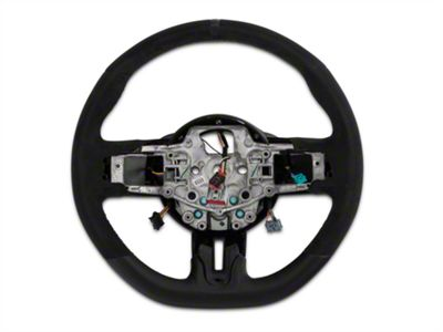Ford GT350 Alcantara Steering Wheel (15-17 All)