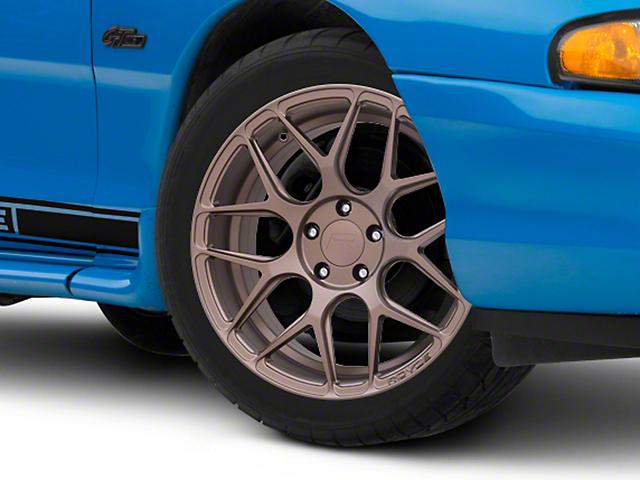 Rovos Pretoria Satin Bronze Wheel - 18x9 (94-98 All)
