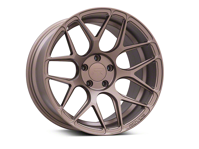 Rovos Pretoria Satin Bronze Wheel - 18x10.5 - Rear Only (94-04 All)