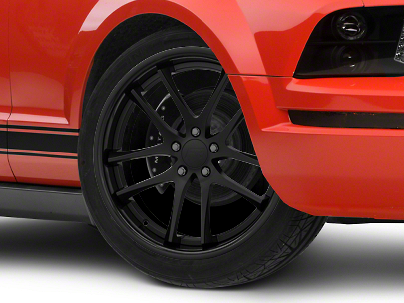 Rovos Cape Town Satin Black Wheel - 20x8.5 (05-14 All)