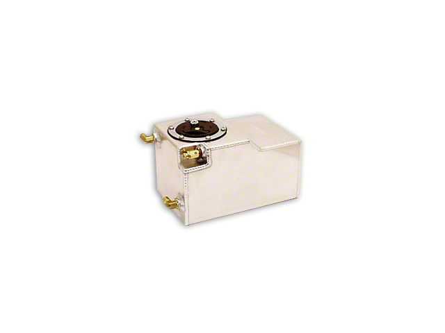 Canton Aluminum Battery Box Supercharger Coolant Expansion Tank (05-10 All)