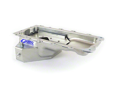 Canton Rear Sump Oil Pan - Road Race (96-09 V8)