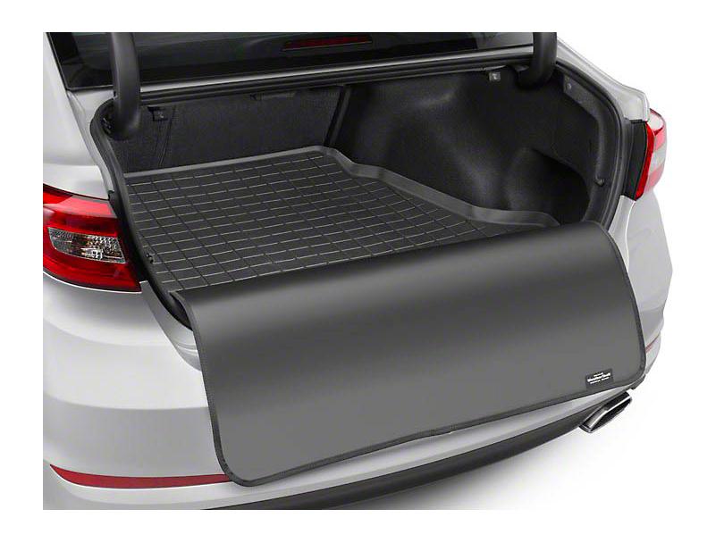 Weathertech DigitalFit Cargo Liner w/ Bumper Protector - Black (05-14 Coupe)