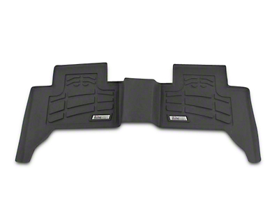Wade Sure-Fit Rear Floor Liners - Black (15-18 All)