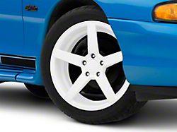 Rovos Durban Gloss White Wheel - 18x9 (94-04 All)