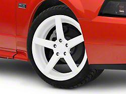 Rovos Durban Gloss White Wheel; 18x9 (99-04 All)