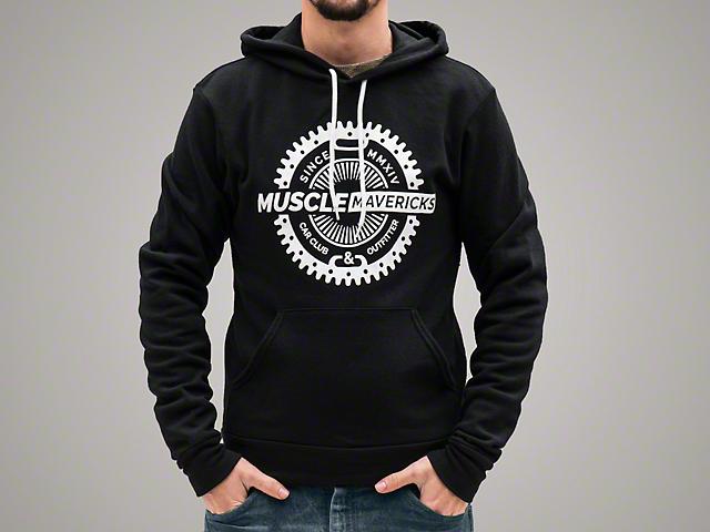 Rovos Muscle Mavericks Logo Hoodie