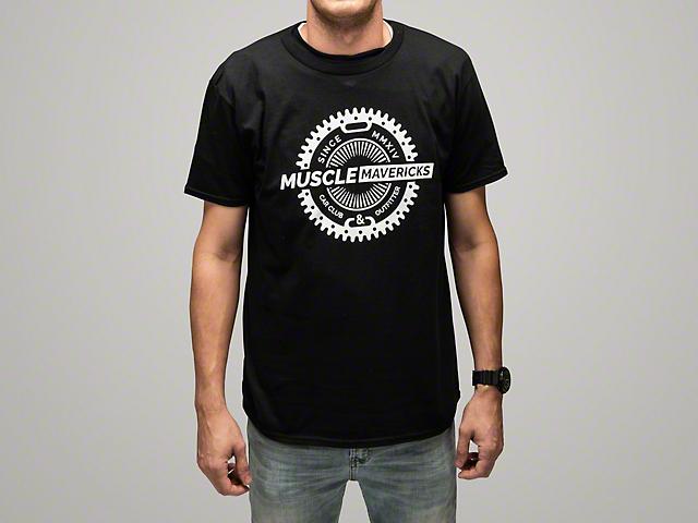 Rovos Muscle Mavericks Logo T-Shirt