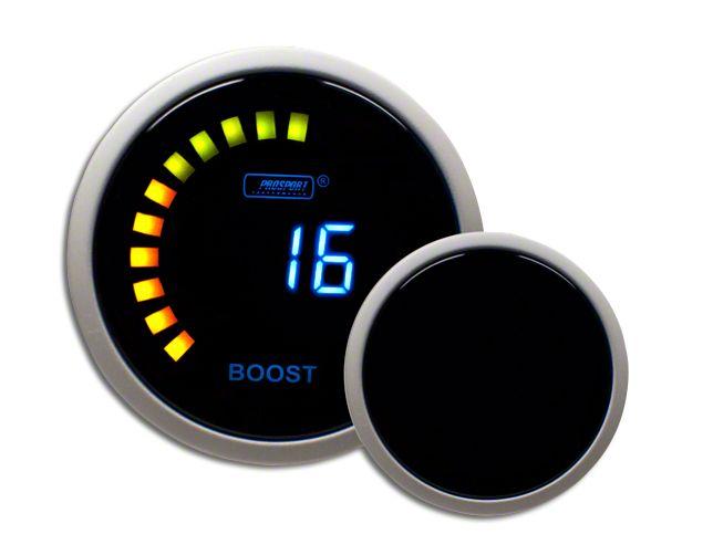 Prosport Digital 45 PSI Boost Gauge - Electrical (79-19 All)