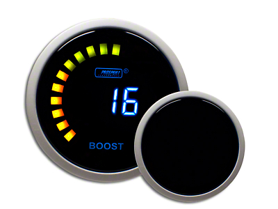 Prosport Digital 45 PSI Boost Gauge - Electrical (79-19 All)