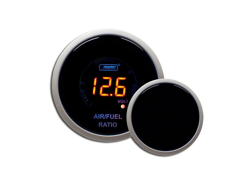Prosport Digital Air Fuel Ratio & Volt Gauge - Electrical - Amber (79-18 All)