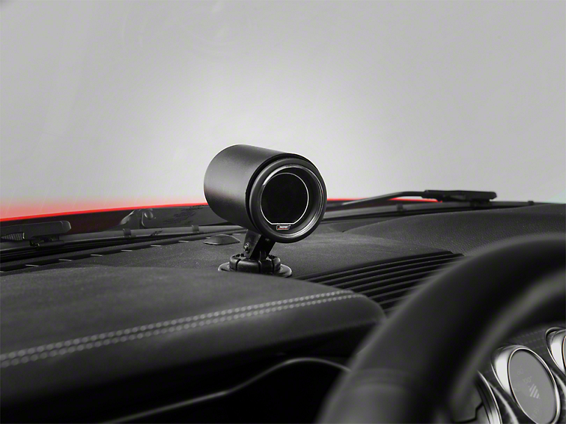 Prosport Dual Color Evo 0-10 BAR Oil Pressure Gauge - Electrical - Red/Blue (79-19 All)