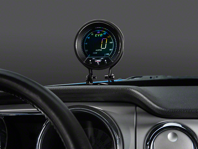 Prosport Quad Color Evo Speedometer - 85mm (79-18 All)
