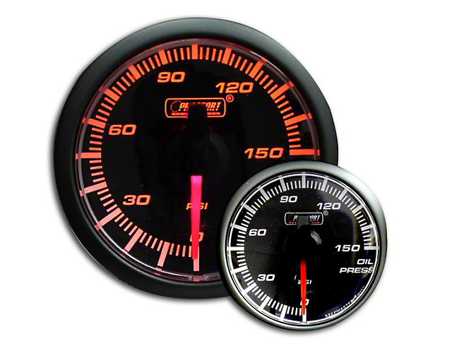 Prosport 0-150 PSI Oil Pressure Gauge (79-18 All)