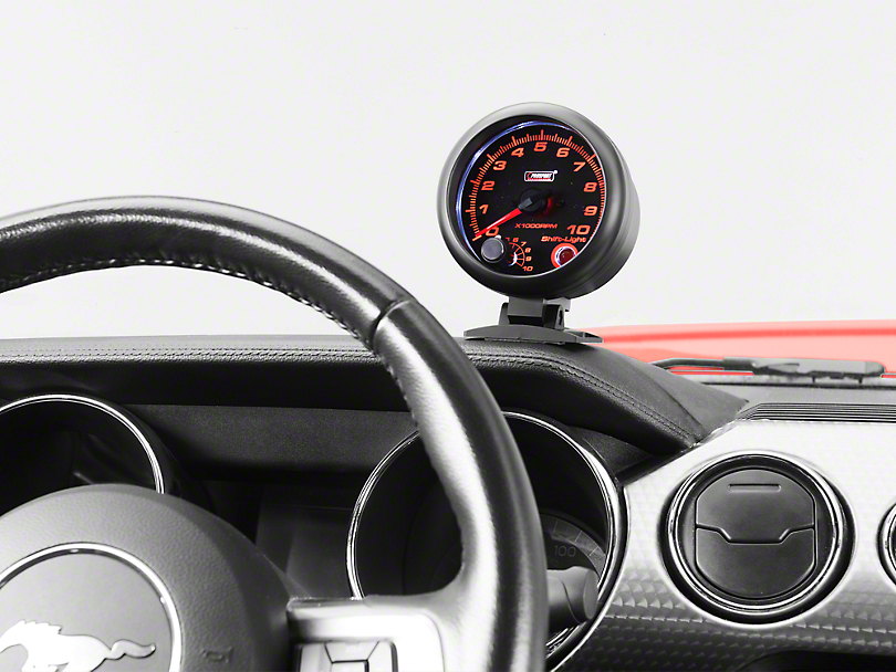 Prosport Performance Tachometer w/Shift Light - 3-3/4 in. (79-18 All)