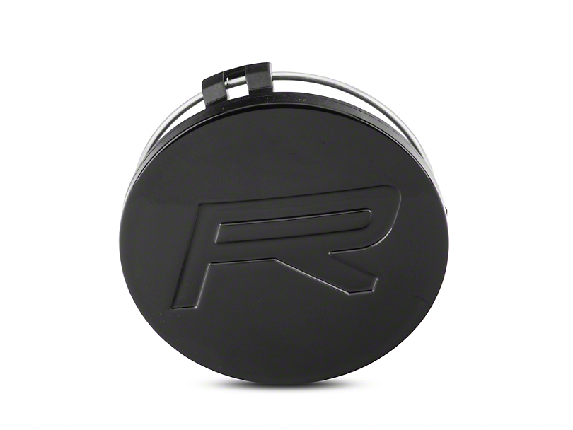 Rovos 3-Piece R Gloss Black Center Cap (94-19 All)