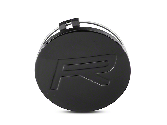 Rovos 3-Piece R Gloss Black Center Cap (94-20 All)
