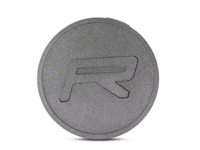 Rovos 3-Piece R Satin Gunmetal Center Cap (94-21 All)