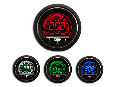 Prosport Premium Evo Water Temperature Gauge - Electrical (79-19 All)
