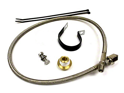 Prosport Remote Oil Pressure Sender Installation Kit (79-19 All)