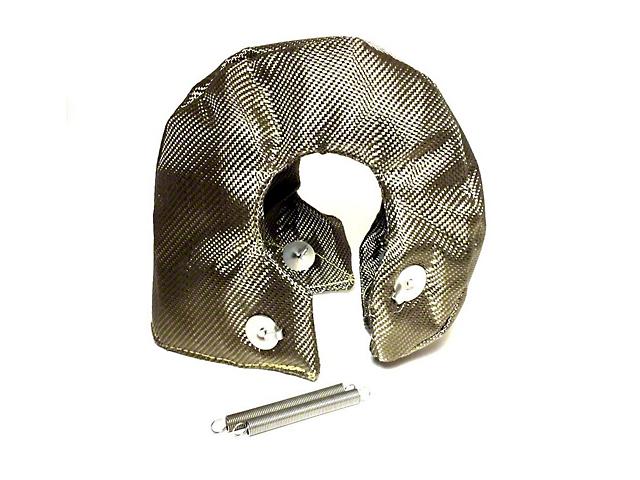 Prosport T3 Turbo Heat Shield Blanket - Titanium (Universal Fitment)