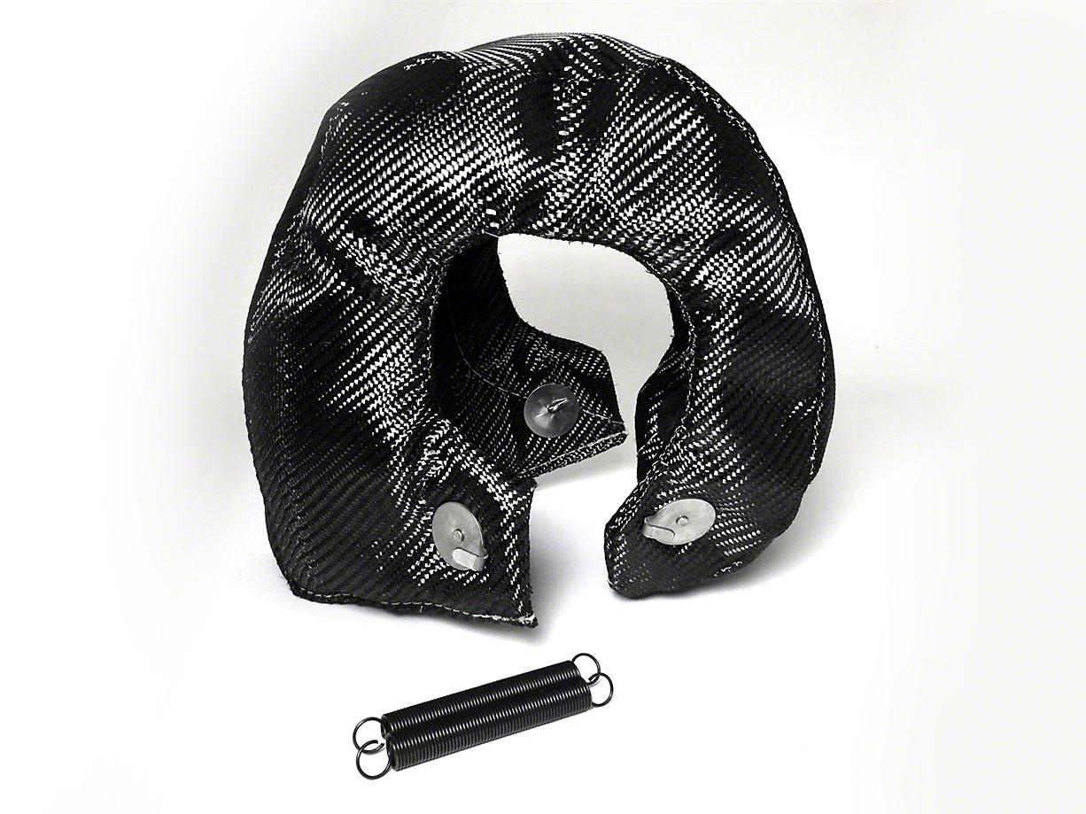 Prosport T4 Turbo Heat Shield Blanket - Carbon Fiber