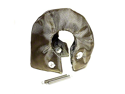 Prosport T4 Turbo Heat Shield Blanket - Titanium (79-19 All)