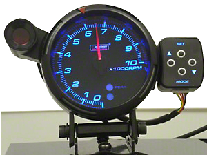 Prosport Tri-Color Tachometer - 80mm (79-19 All)