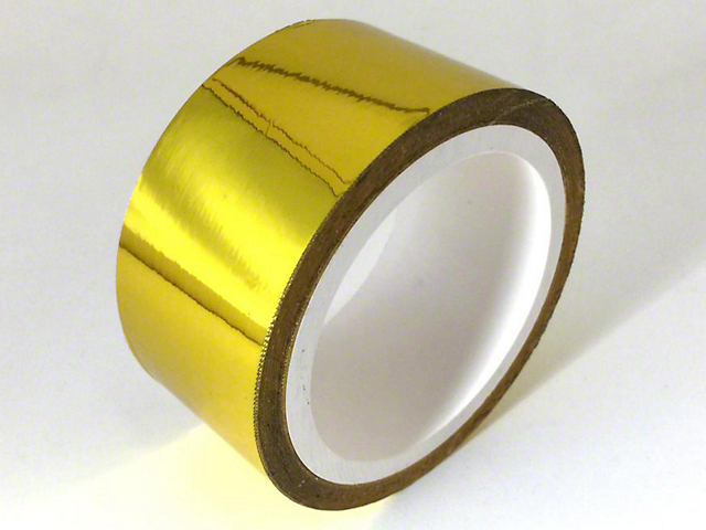 Prosport Gold Heat Reflective Self Adhesive Tape