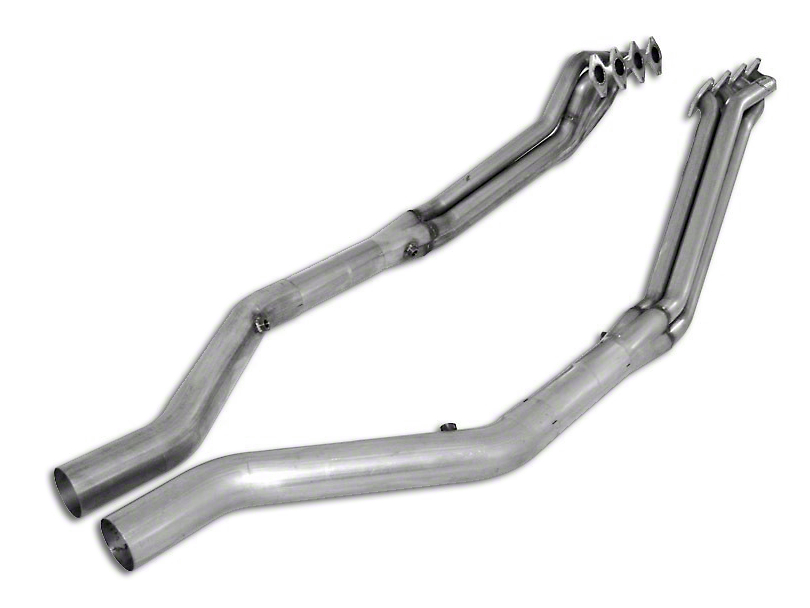 Stainless Works 1-3/4 in. Long Tube Headers w/ Off-Road X-Pipe (05-10 GT)