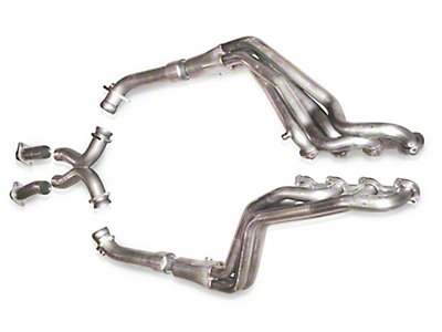 Stainless Works 1-5/8 in. Long Tube Headers w/ Off-Road X-Pipe (96-04 GT)