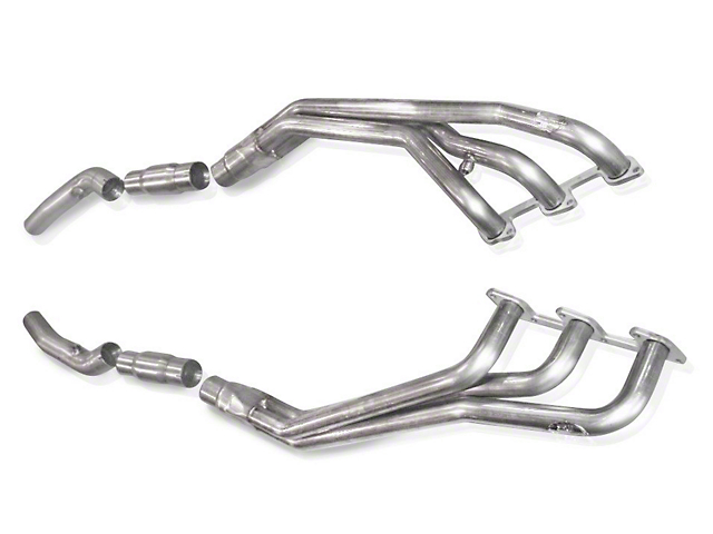 Stainless Works 1-5/8 in. Catted Long Tube Headers (05-10 V6 w/ SW Cat-Back)