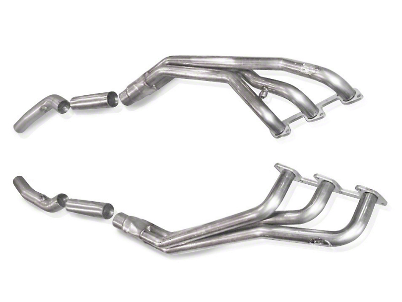 Stainless Works 1-5/8 in. Off-Road Long Tube Headers (05-10 V6 w/ SW Cat-Back)