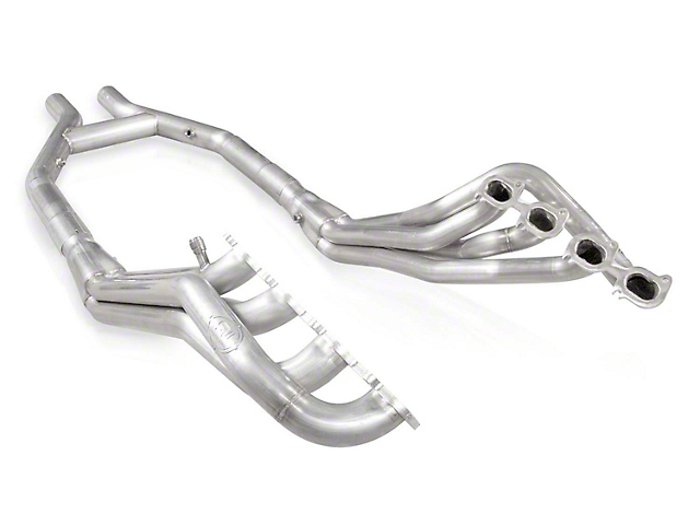 Stainless Works 1-7/8 in. Long Tube Headers w/ Off-Road H-Pipe (07-14 GT500 w/ SW Cat-Back)