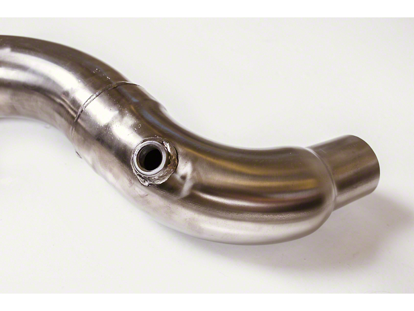 Krona Performance 3 in. to 3 in. Catted Mid-Pipe (15-17 GT)