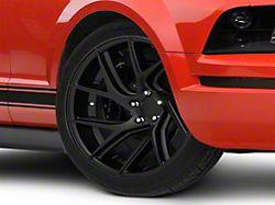 Rovos Joburg Satin Black Wheel; 20x8.5 (05-09 All)